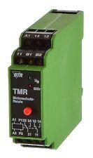 BTR TMR-E12 Motorschutzrelais mit Fehlerspeicher 24VUC 1103161322