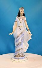 A FABULOUS COALPORT LIMITED EDITION FIGURINE - 'QUEEN OF SHEBA'