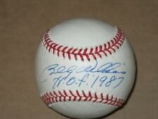 Billy Williams Autographed Baseball