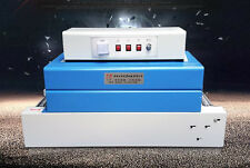 CE Thermal heat shrink packaging machine tunnels for PP/ POF/ PVC  E  220V 50Hz