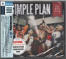 Simple Plan: Taking one for the team (2016) CD OBI TAIWAN