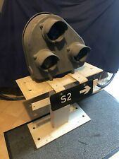 More details for vintage railway 3 aspect ground position light signal on stand with id plate-gec