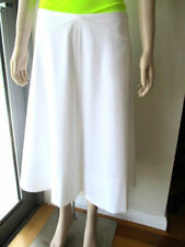 Cotton Blend Below Knee Hand-wash Only Skirts for Women