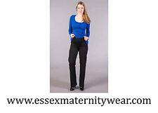 Straight Leg Maternity 32L Trousers