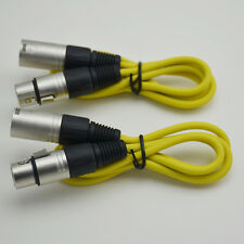 Xlr 3 Pin Male Pro Audio Snake Multicore Cables For Sale