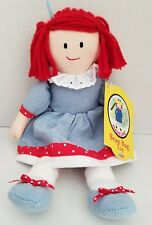 MADELINE DOLL EDEN * BEAN BAG TOY*  NEW