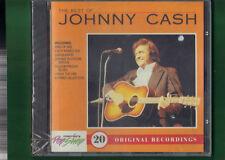 JOHNNY CASH - THE BEST OF CD NUOVO SIGILLATO