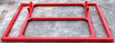 1500mm 5ft Levelling Spreader Smudge Bars - 4-in-1 Bucket Tractor or Skid Steer