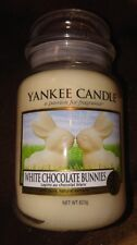 Yankee Candle White Chocolate Bunnies (623 g)