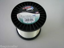 Eagle Claw Lazer Line 12# Clear Tactical HP 8600 Yds Fishing Line. $0.004 a Yard