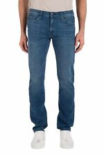 J BRAND MENS KANE STRAIGHT FIT JEANS IN MANTARAY SIZE 36