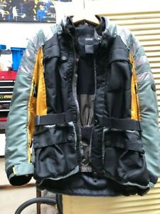 BMW Motorrad Savanna-2 Motorcycle Jacket, UK Size 42, Goretex Lining & Armour