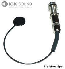K&K Big Island Spot pickup for ukelele - free postage