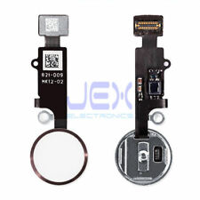 Pink Rose Home Button/Touch Fingerprint Sensor Flex Cable For iPhone 7 or 7 Plus