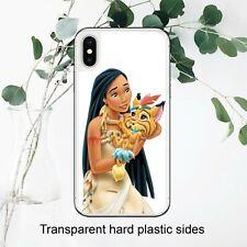 Disney Pocahontas amigos animales Estuche Cubierta para iPhone Samsung Huawei Google