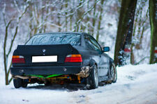 For BMW 3 E36 Coupe DuckTail Spoiler DRIFT / RACE / DAILY