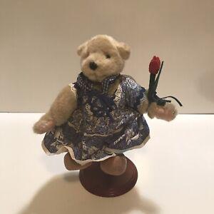 "Muffy Vanderbear 8"" Tall - Dutch Treat with Tag Jointed Bear Stuffed"