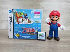 Zelda Phantom Hourglass Nintendo DS, 2DS, 3DS OVP