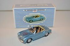 Scarce Code 2 Dinky DDS-3 1968 VW Karmann Ghia Convertible Blue (DY-35)