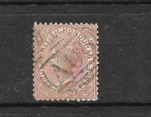 BRITISH HONDURAS 1872-79  3d    QV  FU    SG 7