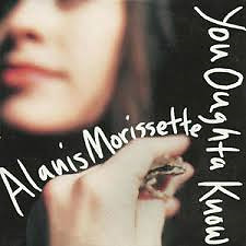 Alanis Morissette You Oughta Know CD single