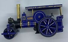 Matchbox Collectibles 1894 AVELING PORTER BLUEBELL STEAM ROLLER YAS03-M 1995