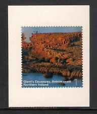 GB 2004 sg2445 A British Journey - Giant's Causeway s/a booklet only stamp MNH