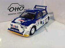 MG METRO 6R4 COMPUTERVISION Tony POND Rallye Monté-Carlo 1986 1/18 OTTO