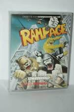 RAMPAGE MIDWAY ARCADE COMMODORE 64 / 128 C64 EDIZIONE INGLESE USATO FR1 56250