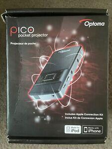USED Optoma PKA21 DLP Mini Pocket Projector - LDPKNZG  UPC 796435411923