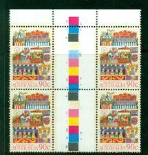 1987 Australia Decimal MINT - Carnival - 90 cent x4 - [7070]