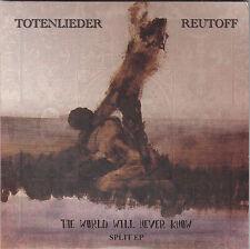 """TOTENLIEDER / REUTOFF - split 45"""" 7"""""""