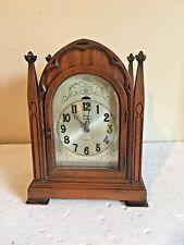 ANTIQUE  TELECHRON REVERE CLOCK WESTMINSTER CHIMEMANTEL  CLOCK  1928