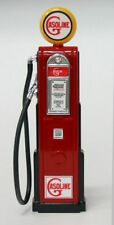 Pompa Benzina Fuel Pump Gasoline Style A 1:18 Model LUCKY DIE CAST