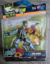 Ben 10 Ultimate Alien Vilgax Rare Sealed in Box