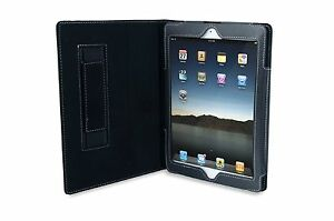 iPad Air Smart Flip Case Cover with Flip Stand- Premium Quality Leather By OZONE