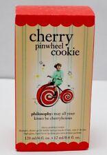 PHILOSOPHY Cherry Pinwheel Cookie 2 Pcs Gift SET Shampoo Shower Gel + Lip Gloss
