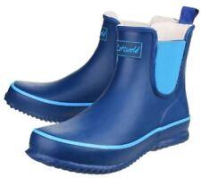 stivali di gomma da donna blu Numero 37