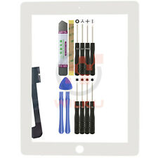 ✅Digitizer für Apple iPad 4 Touchscreen A1458 1459 1460 Scheibe Display Weiß✅
