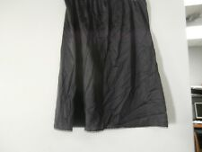 "Vanity Fair Women's 11760 Half Slip Small 18""  Black NWOT!!!"