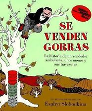 Caps for Sale (Spanish edition): Se venden gorras (Reading Rainbow Boo-ExLibrary