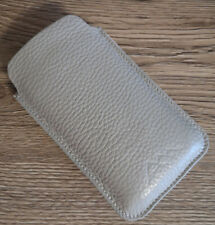 ASSEM Apple iPhone 5s/5c/5 echt Leder Handy Tasche Hülle Etui case cover