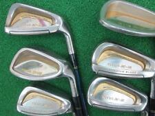 MARUMAN Titus X-2 Ladies Womens 6pc L-flex IRONS SET Golf Clubs