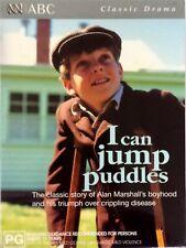 I Can Jump Puddles (1981) DVD 3-Disc Set-Digipak-Adam Garnett-Lewis Fitz-Gerald