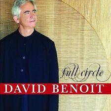David Benoit - Full Circle [New CD]
