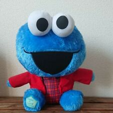 SHINee x SESAME STREET Minho x Cookie plush From Japan