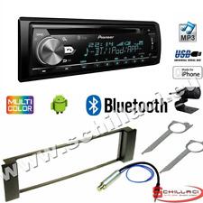 Pioneer DEH-X5900BT autoradio CD/USB + Kit montaggio Audi A3 / A6