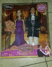 Disney enchanted renaissance ball dolls giselle and robert
