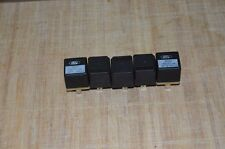 Ford FOAB-14B192-AA relays Utility Set of 5 Used Multi purpose Mustang F150 OK