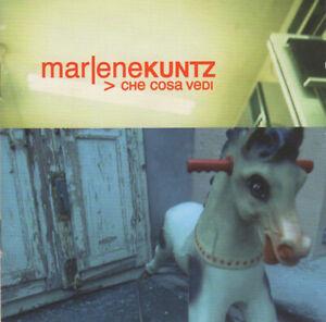 MARLENE KUNTZ - CHE COSA VEDI 20° ANNIVERSARIO - 2 LP NUOVO SIGILLATO